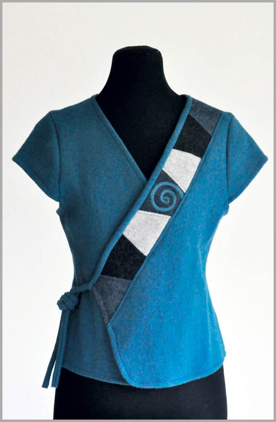 KHFB Gabi Stellmach Textilkunst Jacke -1