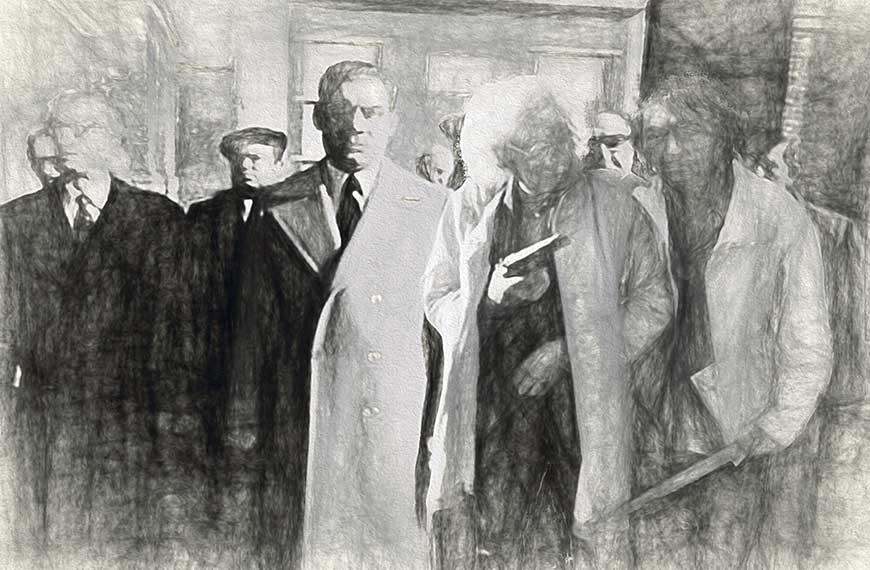 Friedrich Stellmach - Mafia