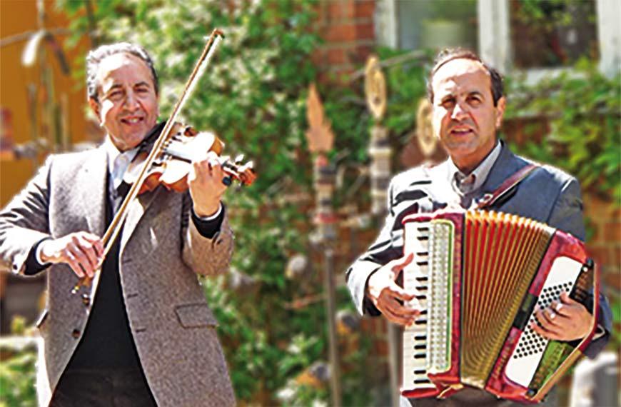 KHFB Programm Musiker Chakarov